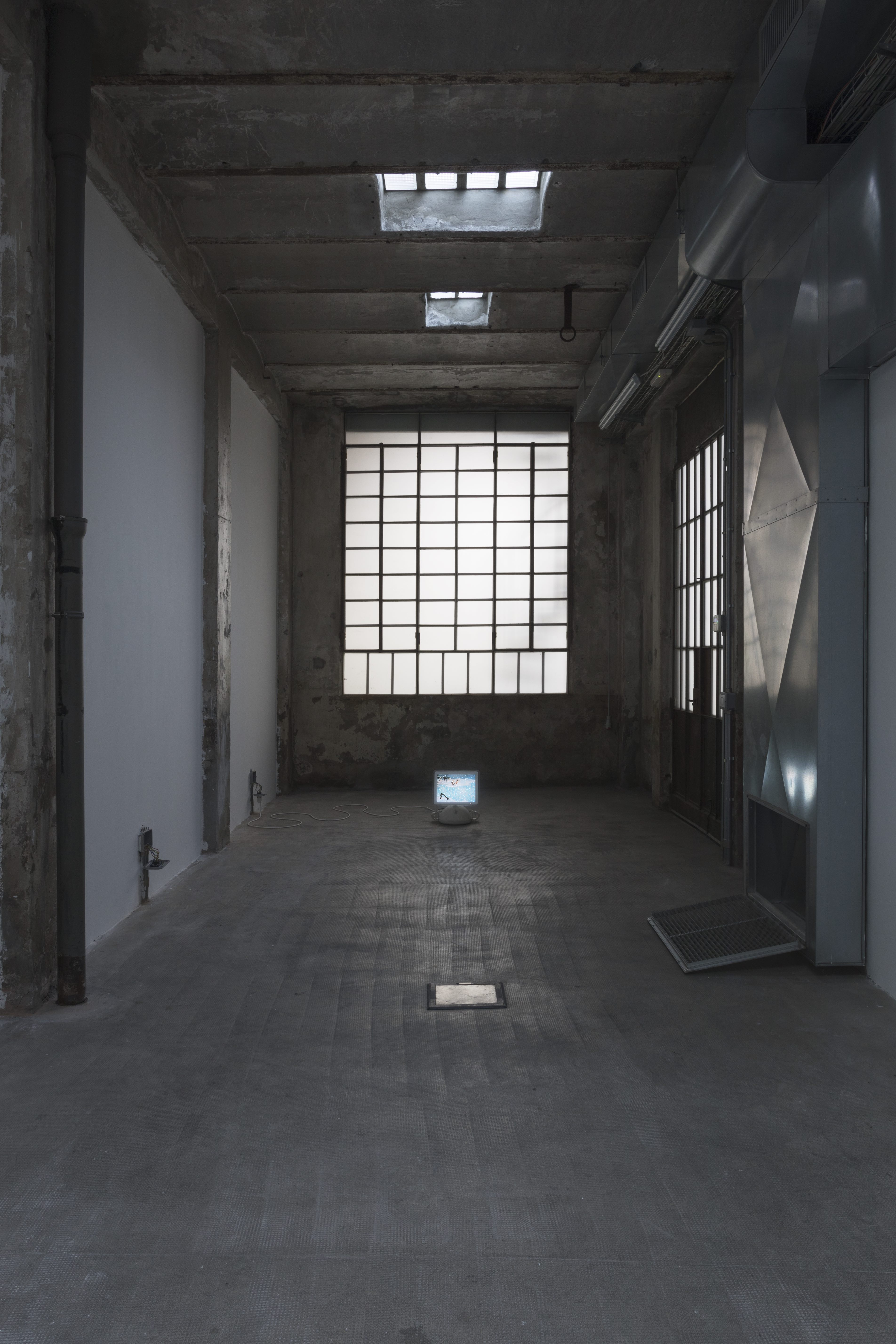 <i>I don't feel the way I'm supposed to feel</i>. Installation view, Ordet, Milan