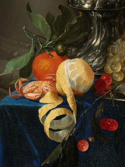 Pieter de Ring, <i>Still Life with Golden Goblet</i>, 1640 - 1660