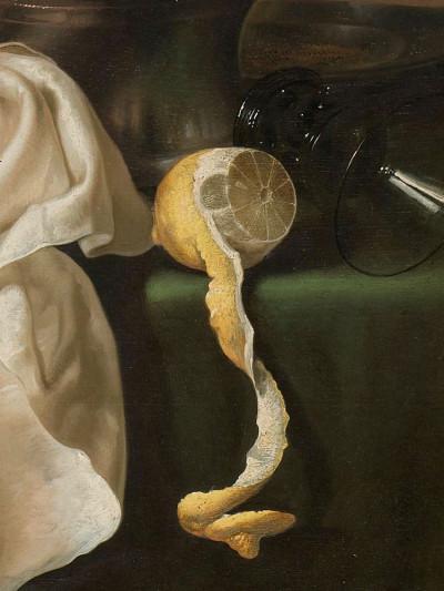 Willem Claesz Heda, <i>Still Life with a Gilt Cup</i>, 1635