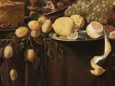 Adriaen van Utrecht, <i>Banquet Still Life</i>, 1644